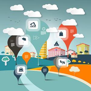 Ilustración de la tecnología como nueva cultura municipal en Puerto Rico