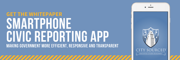 Download the Whitepaper on Civic Reporting Application Usage in government