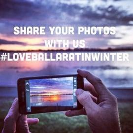 Ballarat australia instagram photo featuring #loveballaratinwinter hashtag