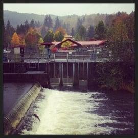 Issaquah washington instagram photo featuring building