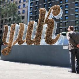 Sydney instagram photo of sculpture
