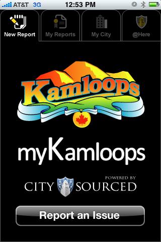 myKamloops Screenshot