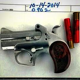 TSA instagram photo of contraband