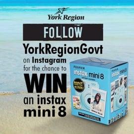 York Region ontario instagram photo of contest