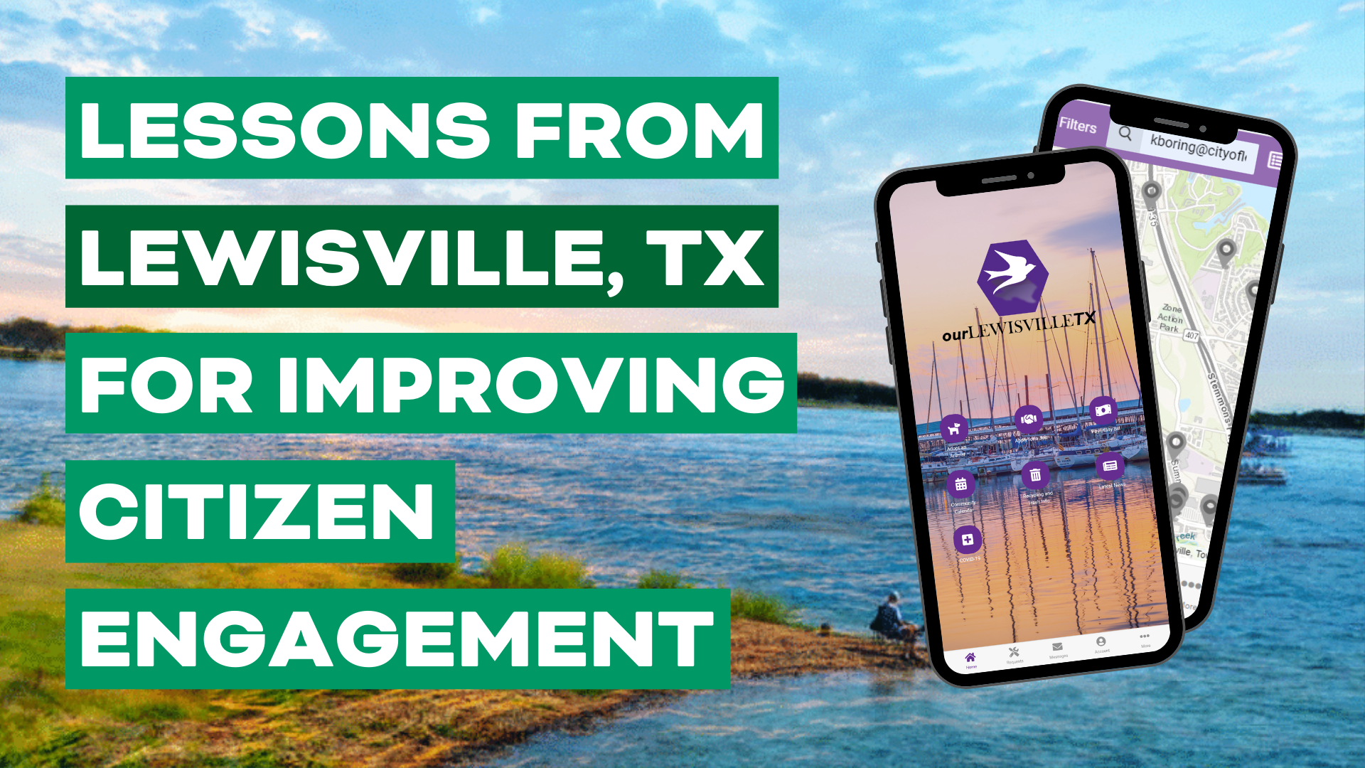 5 Lessons for Improving Citizen Engagement from Lewisville, TX