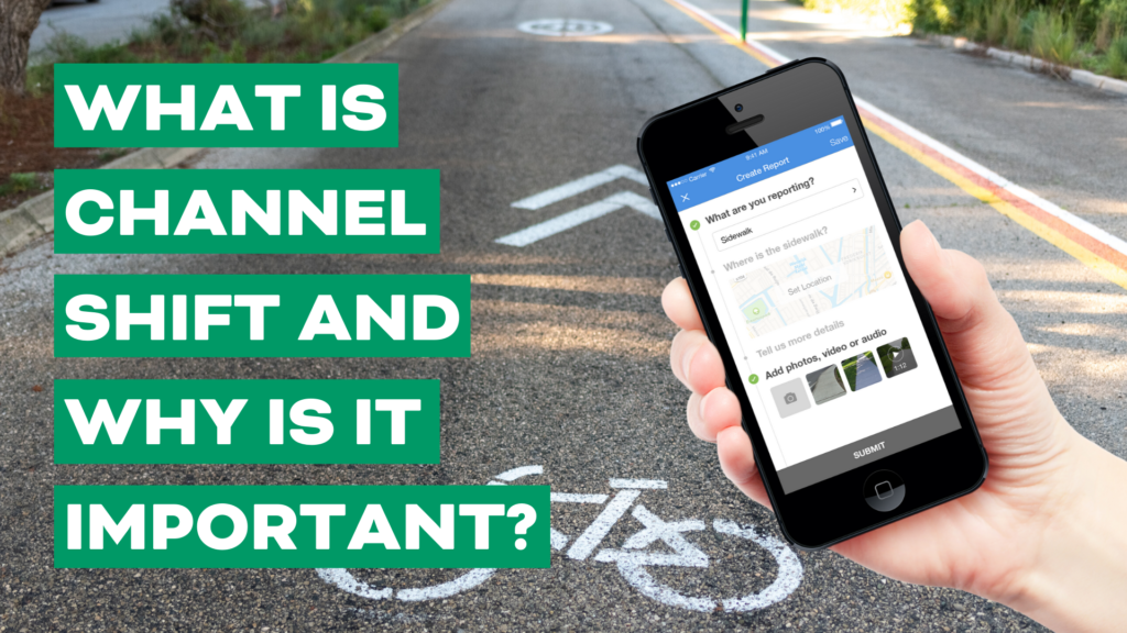 What is Channel Shift and Why is it Important for Local Government?