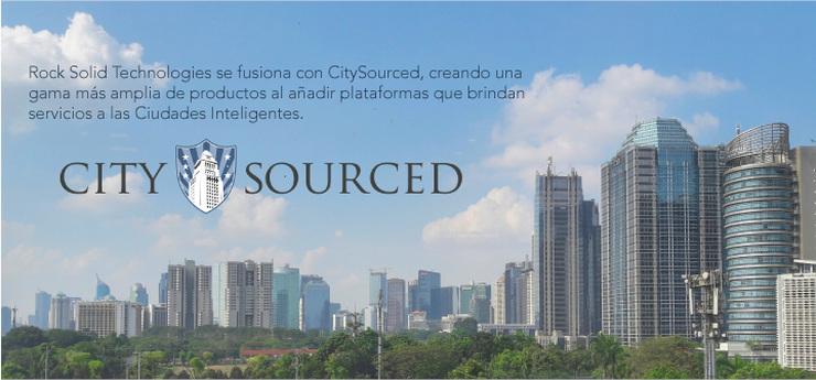 Rock Solid Technologies se fusiona con CitySourced