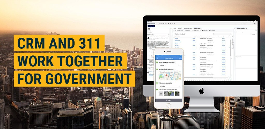 How CRM and 311 Work Together For Government Leaders featured image