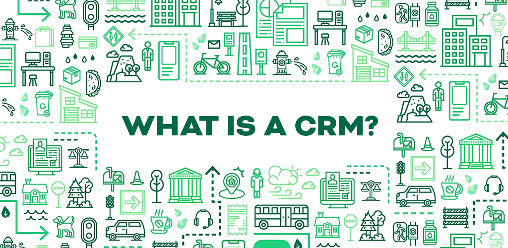 What is a CRM featured image