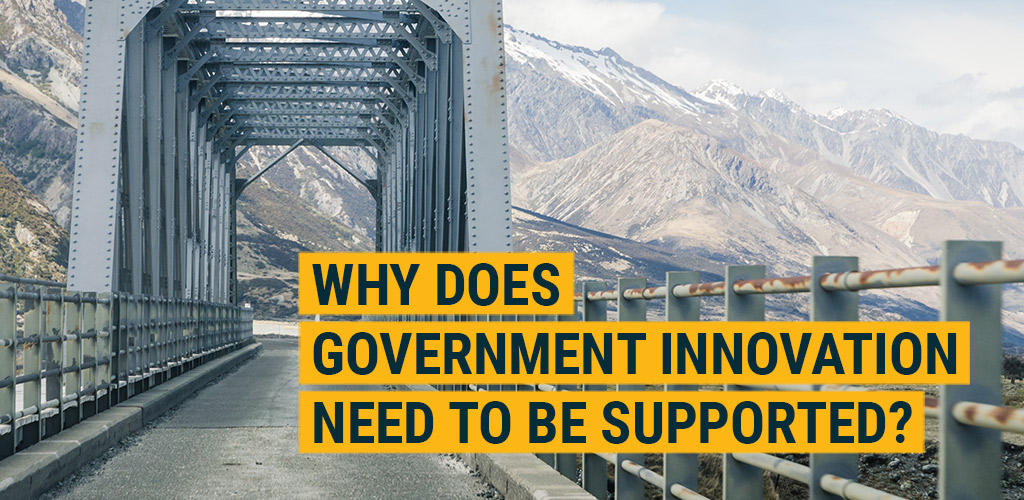 Why Does Government Innovation Need to Be Supported?