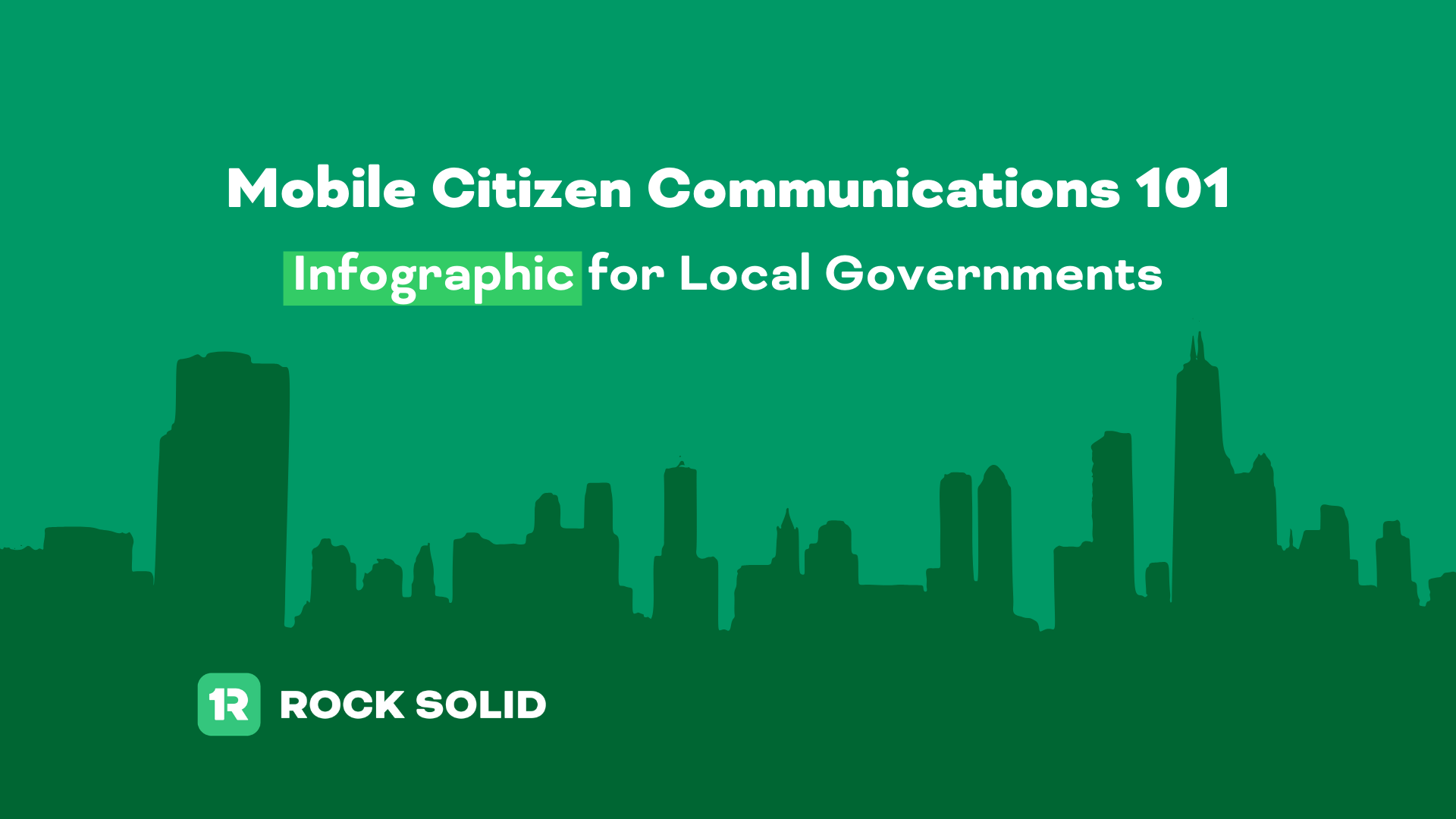 introduction tile for blog post on mobile citizen communications 101 for local governments | rocksolid.com