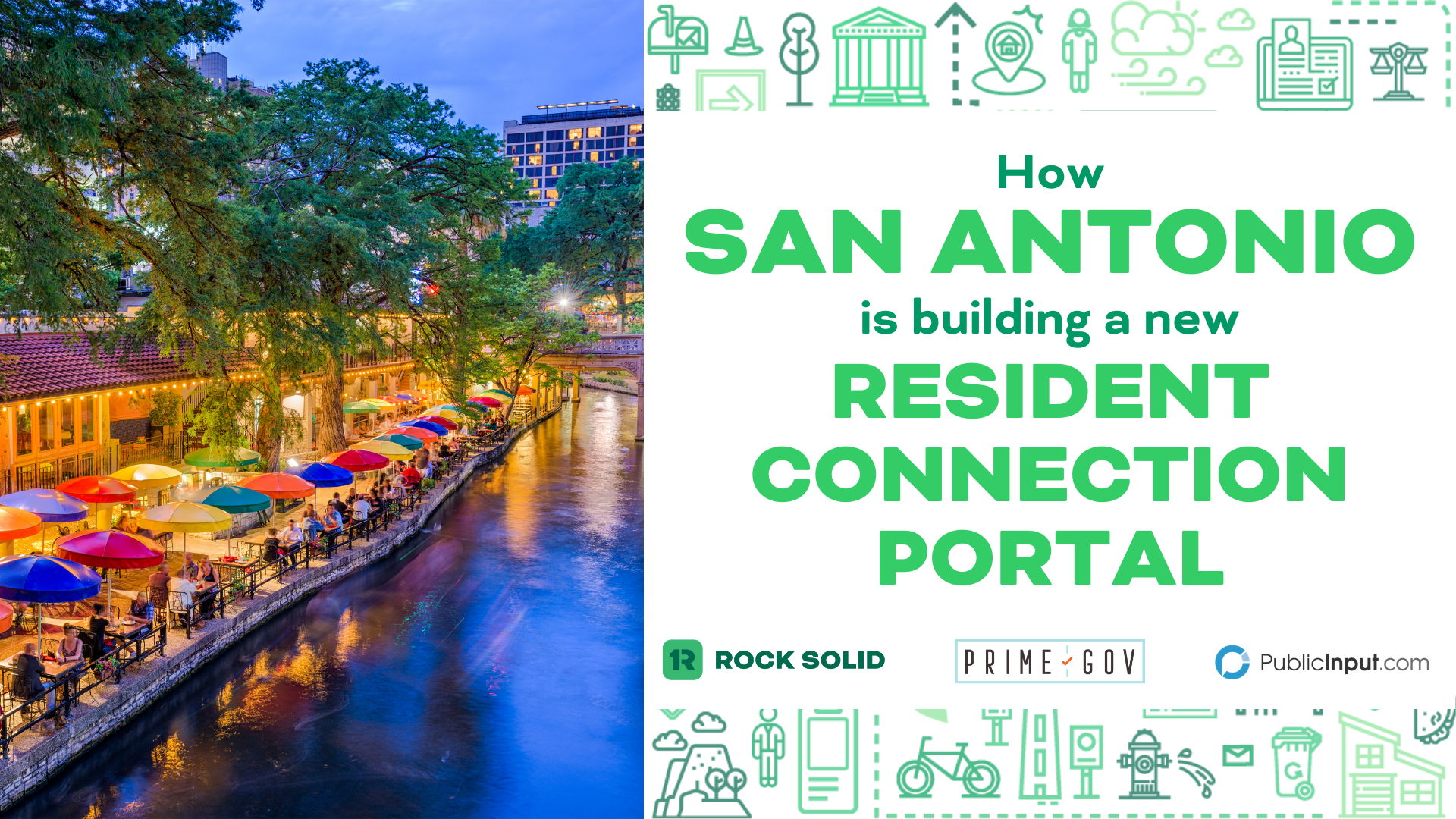How San Antonio is Building a True Resident Connection Portal with Rock Solid